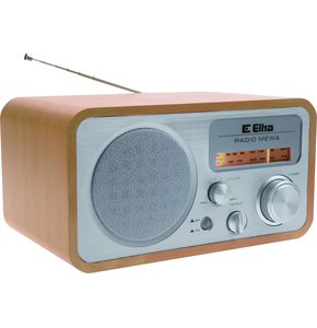 Radio ELTRA Mewa Jasne drewno