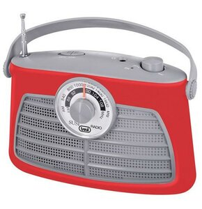 Radio TREVI RA 763 Czerwony