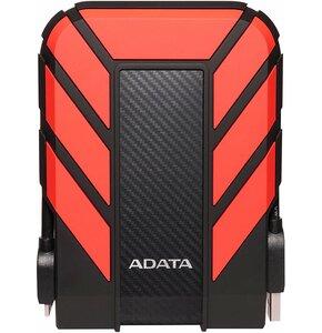Dysk ADATA Durable HD710 Pro 2TB HDD Czerwony