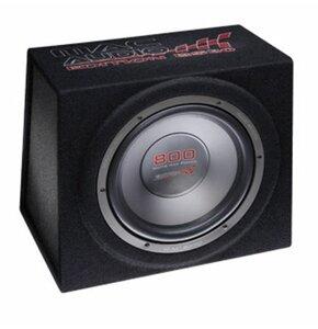 Skrzynia basowa MAC AUDIO Edition BS30