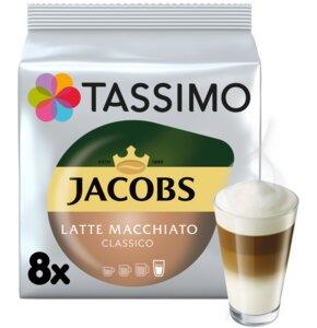 Kapsułki TASSIMO Jacobs Latte Macchiato