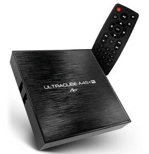 Odtwarzacz multimedialny ART Ultracube A4S + 4K Czarny