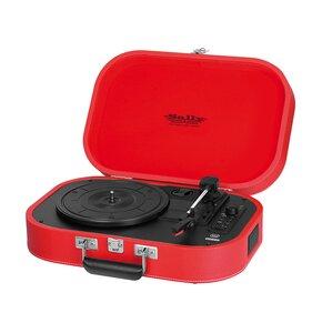 Gramofon TREVI TT1020 BT Czerwony