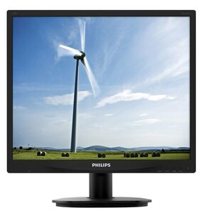 "Monitor PHILIPS 19S4QAB 19"" 1280x1024px"