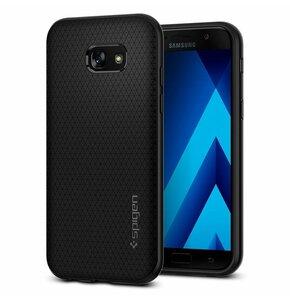 Etui SPIGEN Liquid Air do Samsung Galaxy A5 2017 Czarny
