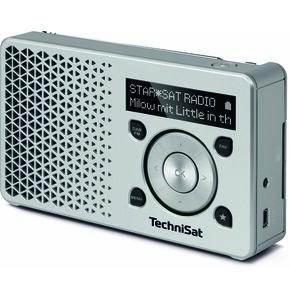 Radio TECHNISAT Digitradio 1 Srebrny
