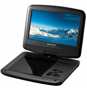 Przenośny odtwarzacz DVD SENCOR SPV 7926T Czarny