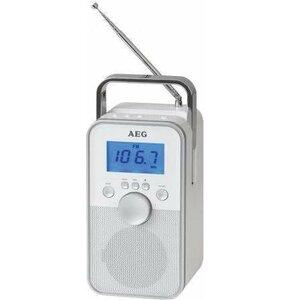 Radio AEG MMR 4133 Biały