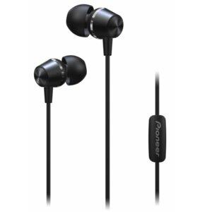 Słuchawki dokanałowe PIONEER SE-QL2TB Czarny