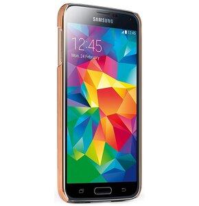 Etui MELICONI Techno do Samsung Galaxy S5 Złoty