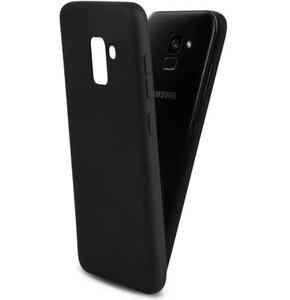 Etui KLTRADE Back Case do Samsung A8 2018 Czarny