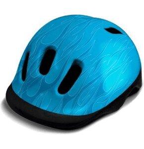Kask rowerowy WEERIDE 8740200019 Niebieski dla dzieci (rozmiar XXS)