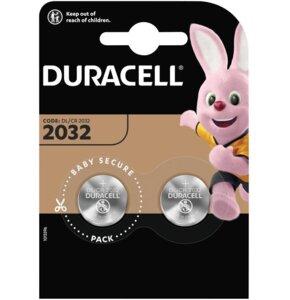 Baterie CR2032 DURACELL (2 szt.)