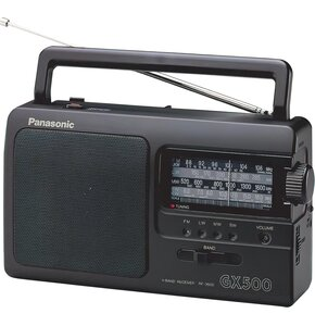 Radio PANASONIC RF-3500E-K Czarny