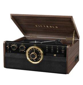 Gramofon VICTROLA Retro VTA-270B-ESP-EU Brązowy