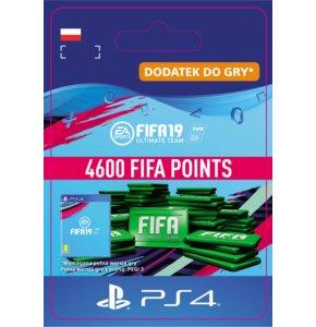 Kod aktywacyjny FIFA 19 Ultimate Team - 4600 punktów