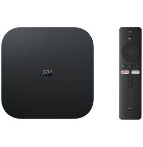 Odtwarzacz multimedialny XIAOMI MI Box S Smart TV Czarny