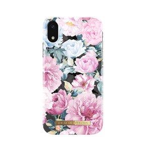 Etui IDEAL OF SWEDEN Fashion Case Peony Garden do iPhone XR
