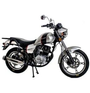 Motocykl TORQ Windstar 125 Srebrny
