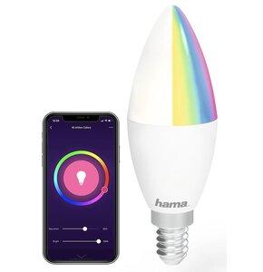 Inteligentna żarówka LED HAMA 001765490000 4.5W E14 WiFi