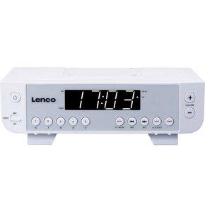 Radio LENCO KCR-11 Biały