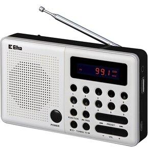 Radio ELTRA Pliszka Biały