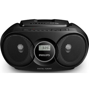 Radioodtwarzacz PHILIPS AZ215B Czarny
