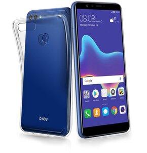 Etui SBS do Huawei Y6 2018/Honor 7A/7A Pro Przezroczysty