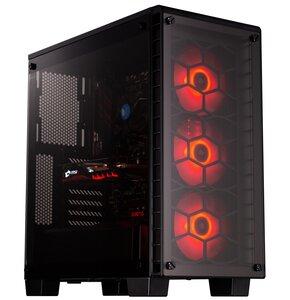 Komputer MAD DOG MD500PRO-Z02 RGB i5-9400F 8GB SSD 240GB HDD 1TB GeForce GTX1050Ti Windows 10 Home