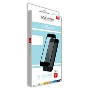 Szkło hartowane MYSCREEN Lite Edge Full Glue do Huawei P20 Lite; Nova 3e Czarny