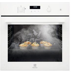 Piekarnik ELECTROLUX EOD6C71V SteamBake Elektryczny parowy Biały A+