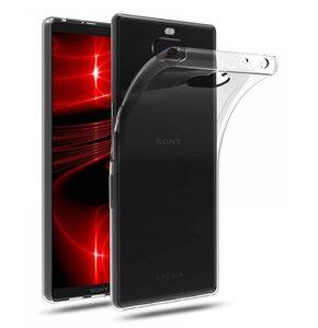 Etui TECH-PROTECT Flexair do Sony Xperia 10 Plus Przezroczysty