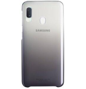 Etui SAMSUNG Gradation Cover do Samsung Galaxy A20e EF-AA202CBEGWW Czarny