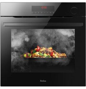 Piekarnik AMICA ED57369BA+ X-TYPE Steam Elektryczny parowy Czarny A+
