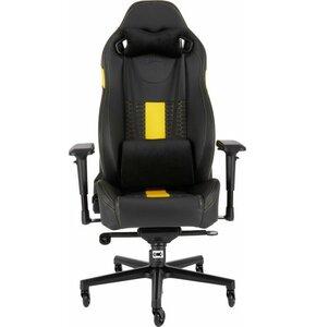 Fotel CORSAIR T2 Road Warrior Czarno-żółty