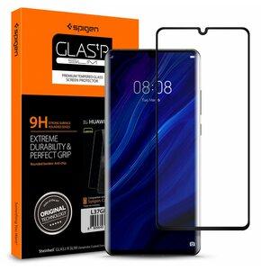 Szkło hartowane SPIGEN do Huawei P30 Pro Czarny