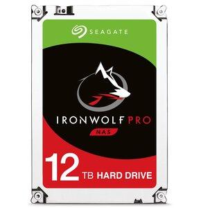 Dysk SEAGATE IronWolf Pro 12TB HDD