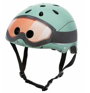 Kask rowerowy HORNIT Military Medium Zielony Dla dzieci (rozmiar M)
