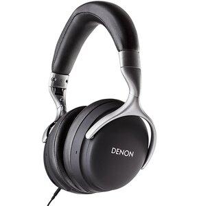Słuchawki nauszne DENON AH-GC25W Czarny