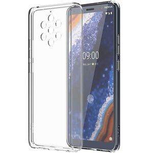 Etui 3MK Clear Case do Nokia 9 Przezroczysty