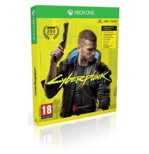 Cyberpunk 2077 Gra XBOX ONE (Kompatybilna z Xbox Series X)