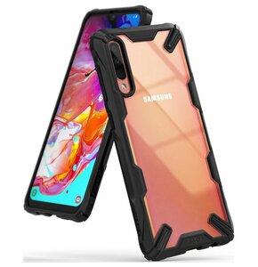 Etui RINGKE Fusion X do Samsung Galaxy A70 Czarny