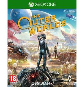 The Outer Worlds Gra XBOX ONE (Kompatybilna z Xbox Series X)