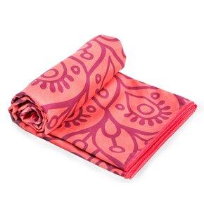 Ręcznik szybkoschnący SPOKEY Mandala Towel Pomarańczowy