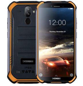 """Smartfon DOOGEE S40 3/32GB 5.5"""" Pomarańczowy"""