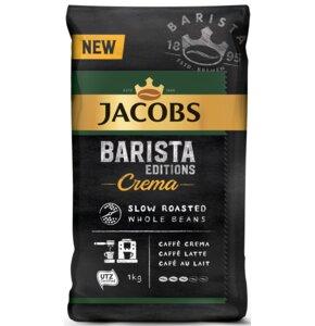 Kawa ziarnista JACOBS Barista Editions Crema 1 kg
