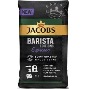 Kawa ziarnista JACOBS Barista Editions Espresso 1 kg