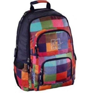 Plecak szkolny ALL OUT Louth Sunshine Check 138466