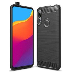 Etui TECH-PROTECT Tpucarbon do Huawei P Smart Z 2019 Czarny