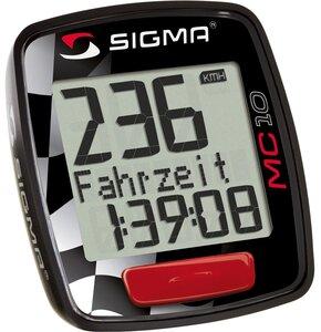Licznik motocyklowy SIGMA MC 10